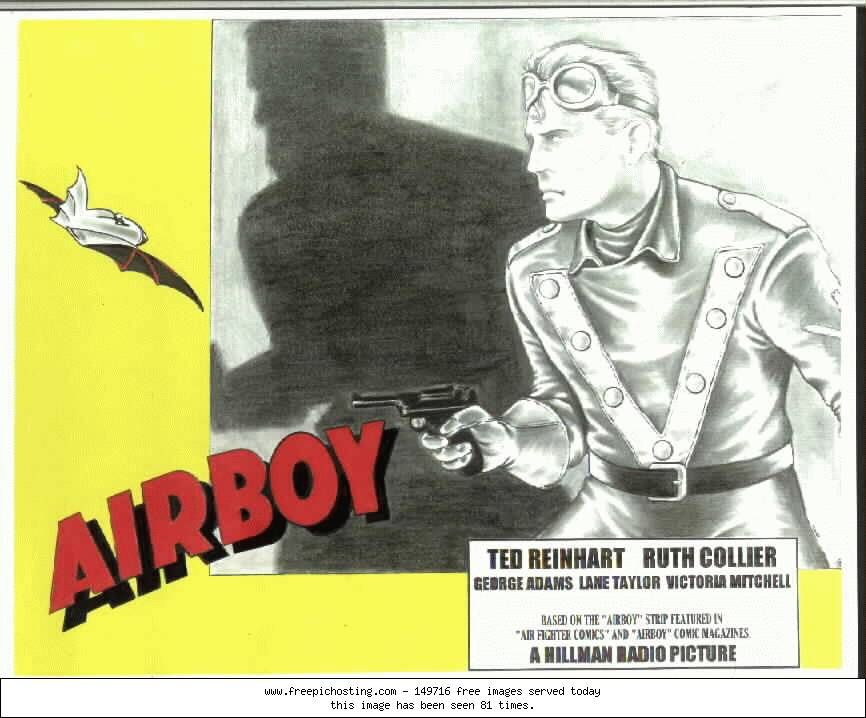 Lobby Cards That Don't Exist--Another First by Robert James Hack