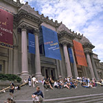 The Metropolitan Museum of Art, 82nd Street at Fifth Avenue, NYC